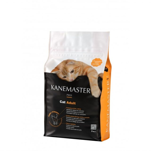 Kanemaster Cat Adult. Pienso gatos adultos