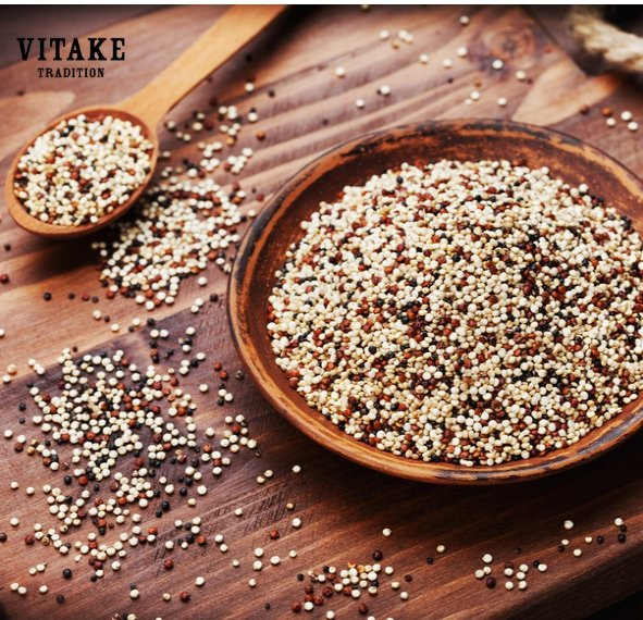 Quinoa. Vitake Tradition Duck